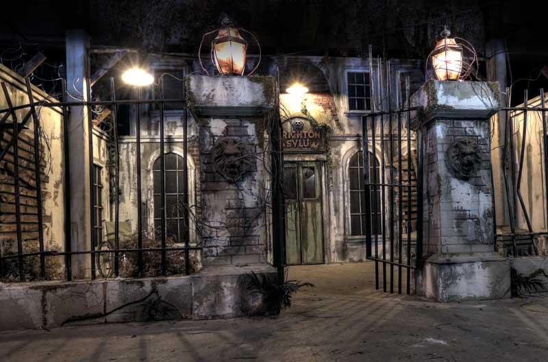 haunted houses nj
