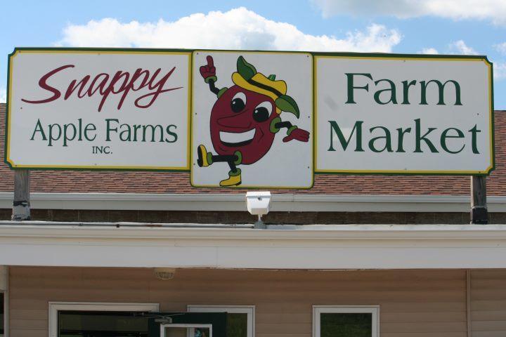 PYO Apples in Michigan
